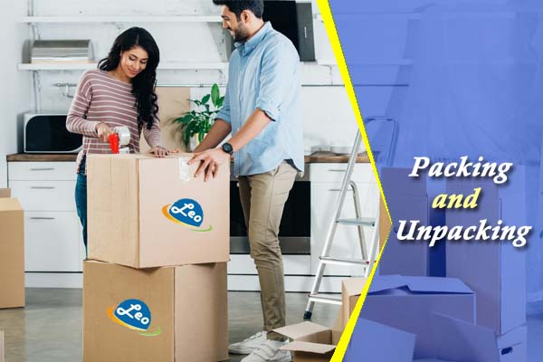 Leo National Packers & Movers