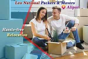 Packers and Movers Alipore