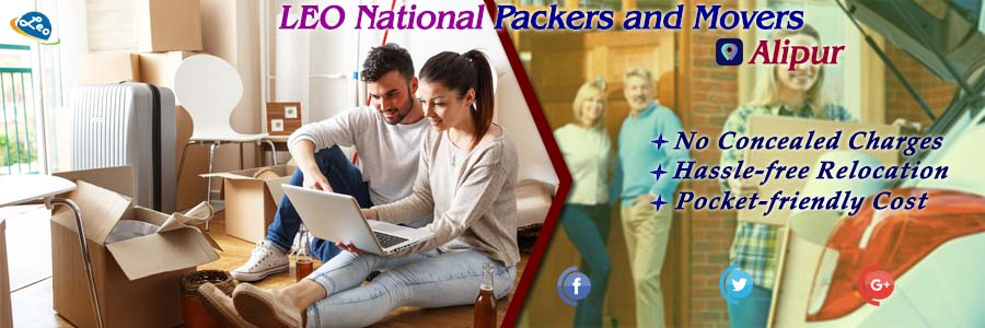 Leo National Packers and Movers Alipore