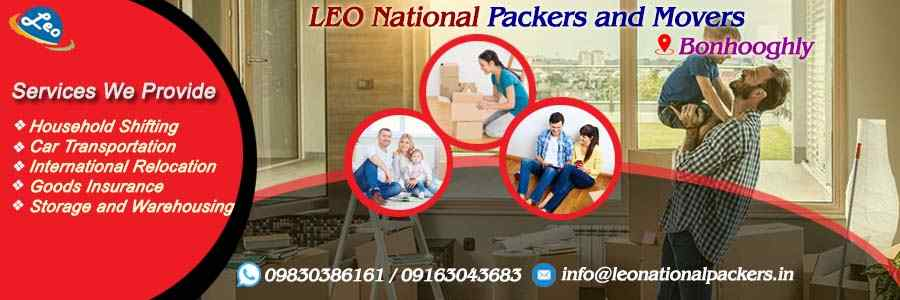 packers and movers bonhooghly