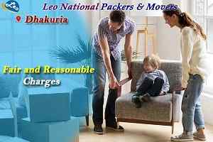 Packers and Movers Dhakuria